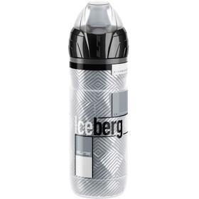 Elite Iceberg - Bidon - 500ml gris/noir